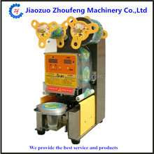 cheap price and best quality cup sealing machine wholesale/cup sealer(peggy@jzhoufeng.com)