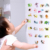 Hot Sales Cute Animals English Letter Cartoon Alphabet Wall Sticker for Kindergarten Puzzle Deco