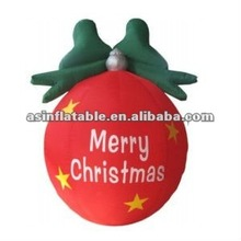 2012 best seller inflatable Christmas apple