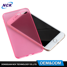 Free sample waterproof phone accessories protective shell cover pp cellphone case for iphone 6 6s 7 7plus