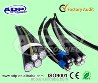 33kv abc aerial bundle cable