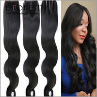 Top 6A Grade 100% Virgin Malaysian Hair silk base Lace Closures Free Middle And 3Part Body Wave Human Hair Lace Closure