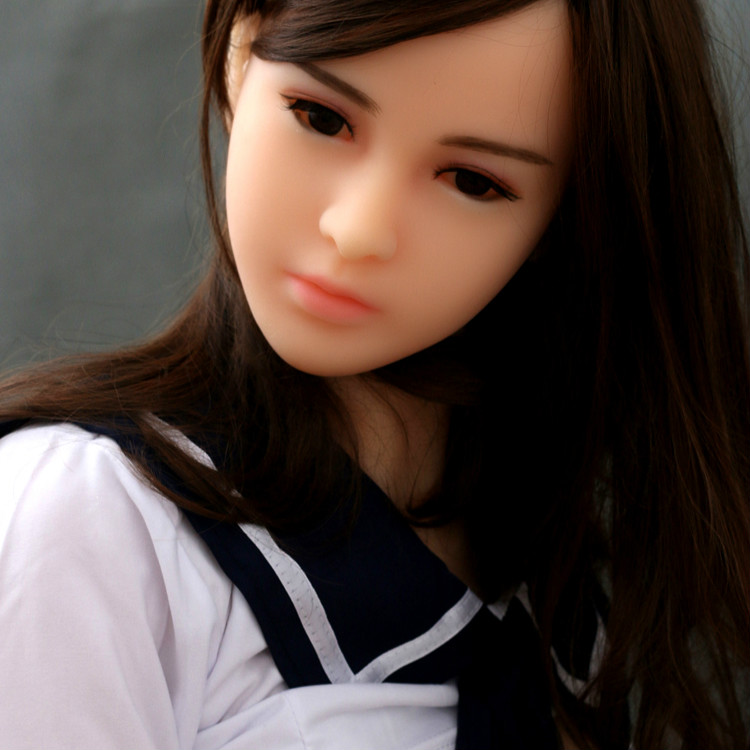 2017 NEW Japanese Real Skeleton Silicone Sex Doll Life Like Anime Oral Full Vagina Big Breast For Adult Men