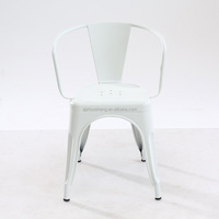 Huzhou metal dining chair used for dining room furniture for sale