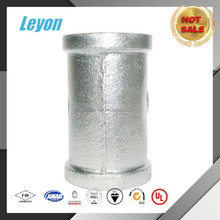 Galvanized sTeel Pipe Fitting dimensions 3/4 inch Tee