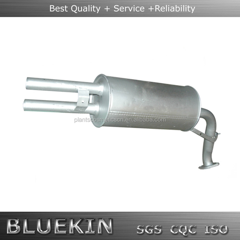 alibaba wholesale car exhaust muffler with many types