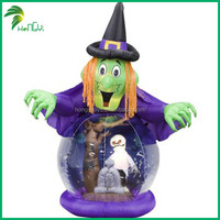 2014 Halloween Amazing Gaint Air Inflatable Witch