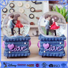 Lowest Moq Wedding Favor Water Globes