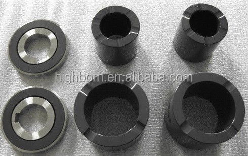 Industrial advanced ceramics sic shaft seals