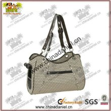 2012 Hot sell tote cute expandable pet carrier