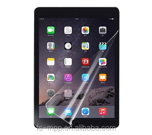 2015 hot sale 0.33 high clear for ipad air 2