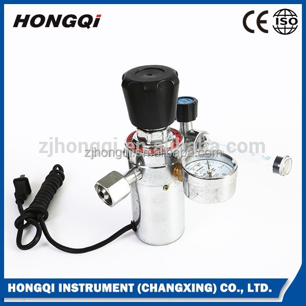 Excellent quality mini CO2 air pressure regulator