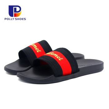 Custom Fashion Wholesale Sport Slide Sandals Men Slipper