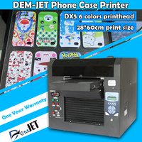 Desktop A3 Printer Digital 3D Crystal Printing Machine