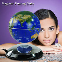 Modern Magnetic Floating Globe Picture photo frame Home Decor