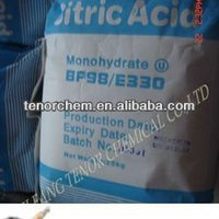 Citric Acid Monohydrate White Crystalline Powder