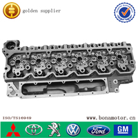 auto truck parts for CUMMINS 6ISB(ISBE) 6BT electronic 4981626 engine cylinder head