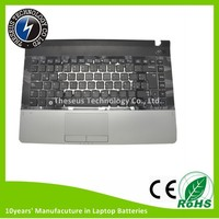 Low price NP300 Laptop Keyboard for Samsung NP300 NP300V5A NP305V5A 300E5A NP300E5A Laptop Keyboard with Black Frame