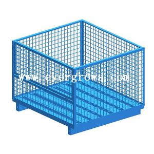 High Quality Low Depreciation Customized Metal Storage Stillage On Sale