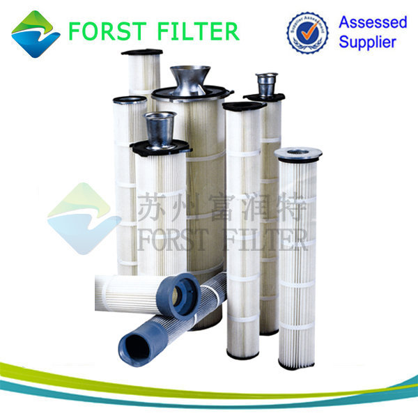 FORST Pulse Jet Dust Collector Toray Polyester Filter Cartridge