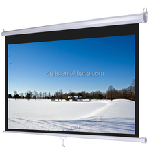 roll up projector screen projection screen