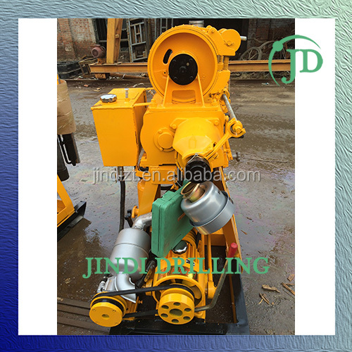 Hot sale XY-1 core drilling machine for soil test/100m depth well drilling rig