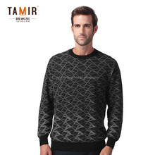 Latest Pure Cashmere Knitted Men Pullover, Men Pure Soft Cashmere Pullover Sweater