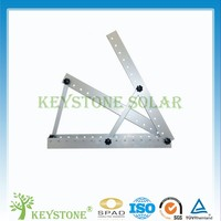 Newest Adjustable Angle solar panel mounting kit for solar energy