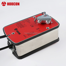 Electric 24V air damper actuator for HAVC system