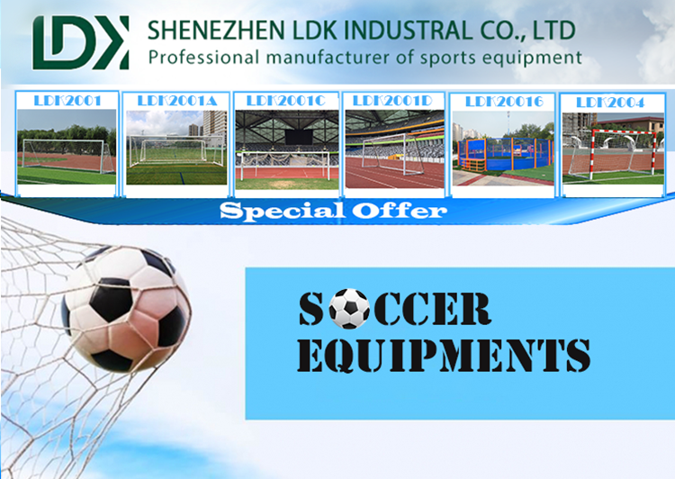 Soccer equipments