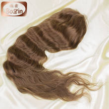 Wholesale human hair full lace sew in wig Brazilian hair weave blonde and brown Aliexpress hair full lace wig