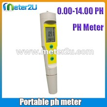 2016 Hot selling Waterproof Swimming Pool Water Tester PH Meter