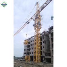 Low price hot sale promotion travelling construction tower crane