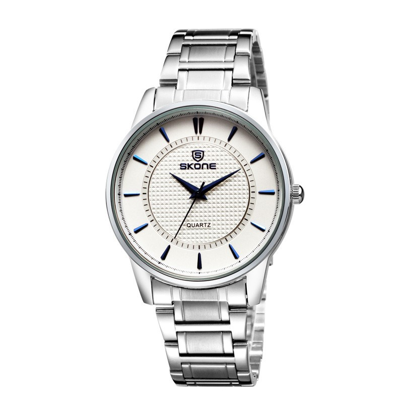 New Products 2015 Stainless Steel Dress Watch Men