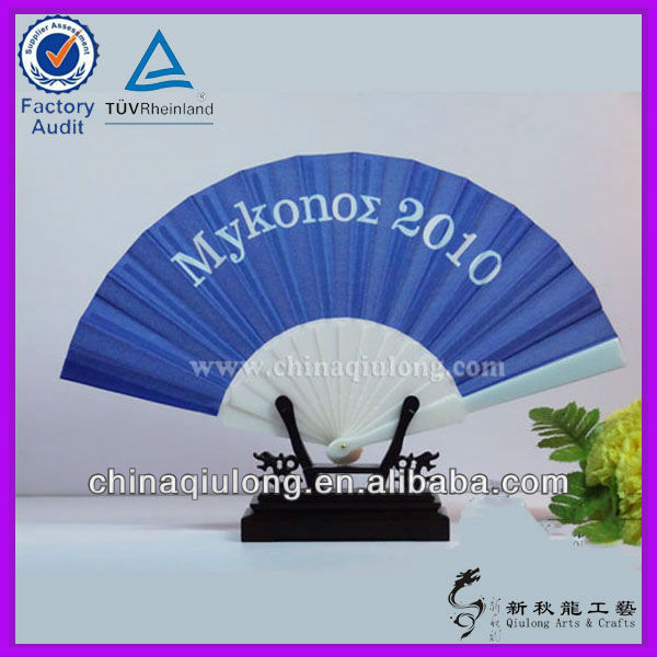 Summer Promotional Items Oem High Quality Plastic Hand Fan