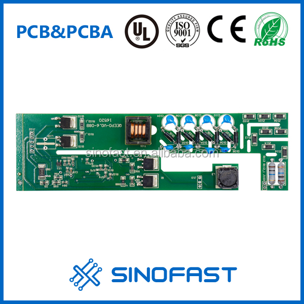 pcb copy assembly and production service for single side,double side or multilayer pcbs