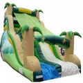 new products 2014 China water park slides for sale/giant inflatable water slide for adult