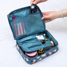 Multifunctional promotional waterproof travel Wholesale toiletry bag cosmetic organizer bag