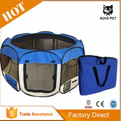 Dog Travel Soft House Pet Portable Dog Playpen Supplier