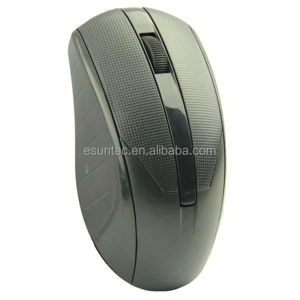 Black wired usb 3D optical mouse ABS oem computer usb mice for laptop pc M-17