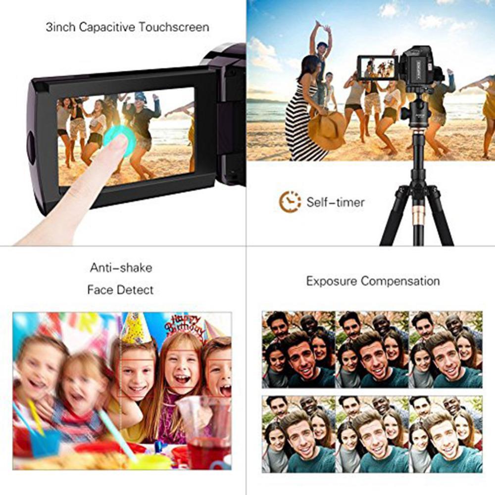 Высокое качество 4 к видеокамера-Регистратор видеокамеры Ultra HD цифровой Камера s и DI0085600-detail (3)
