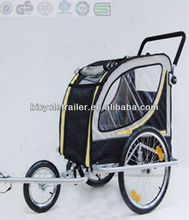 dual function pet trailer and jogger
