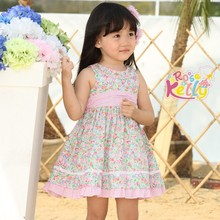 FANCY DRESS TODDLER GIRL,FLORAL PATTERNS SUMMER DRESSES,IMPORTING BABY CLOTHES FROM CHINA