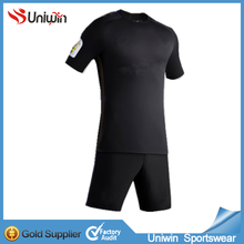 New design Thai quality cheap original soccer jerseys ,hot design breathable custom team colors soccer uniforms