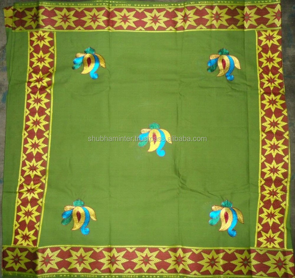 Cotton Intorica George For Nigerian SM801
