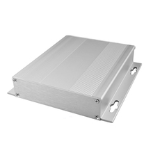 2015 new wall mounting motorcycle aluminum box 28x132x130mm