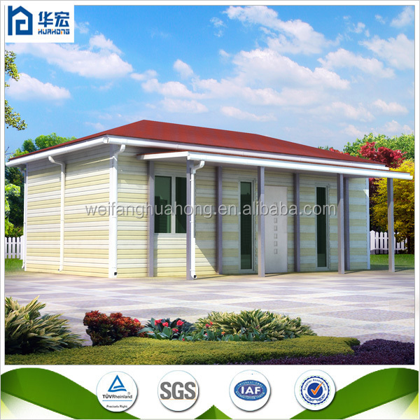 foam cement prefab residential container house