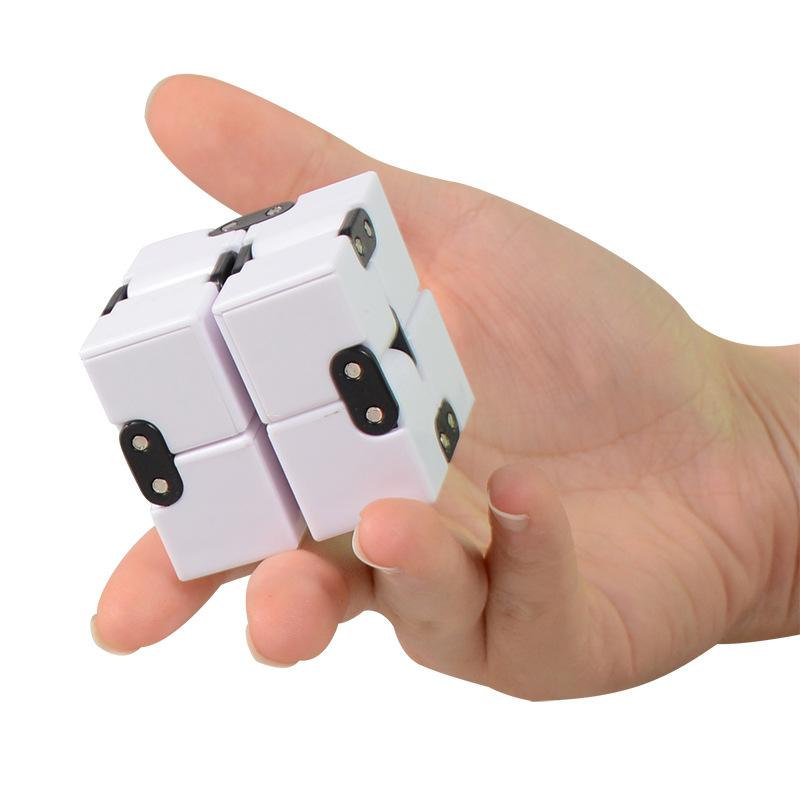 infinity cube amazon. amazon top seller infinity cube alloy rotating desk toy new stress relief fidget