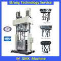 Hot melt sealant dispersing power mixing machine