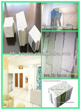 Thermal insulation EPS cement sandwich composite board for building wall